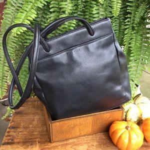 Nine West Leather Shoulder Bag!